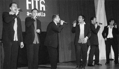 F.I.T.A. a-capella
